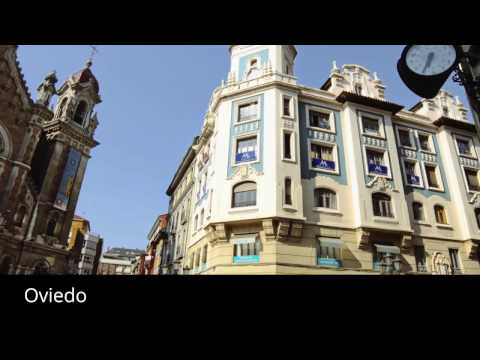 Places to see in ( Oviedo - Spain )