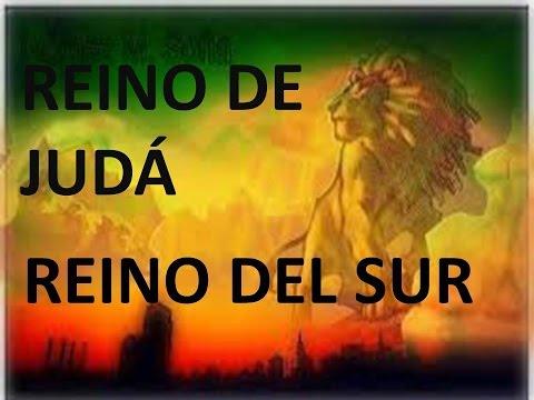 REINO DE JUDÁ O SUR. A Bible Study OR SOUTH Kingdom Of Judah .