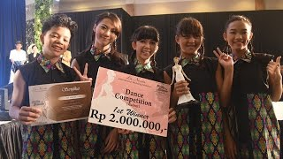 City Hunter Kidz 02.06.16 1st Place La Novia Dance Competition