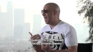 Vin Diesel emozionato canta &quotSee you again&quot per Paul Walker (INTERVISTA)