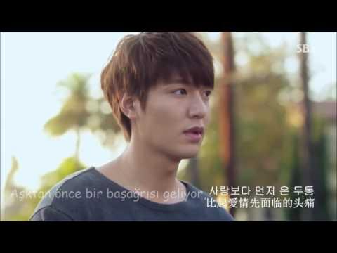 Heirs OST 2 Young/Serendipity Türkçe Altyazılı