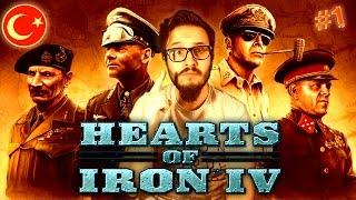 MİLLİYETÇİ TÜRKİYE | Hearts of Iron IV Türkçe #1