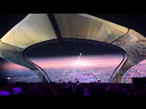 Eurovision 2017 Final France Alma – Requiem Part 1