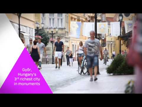 Film about the Gyor City, Doing Business in Hungary