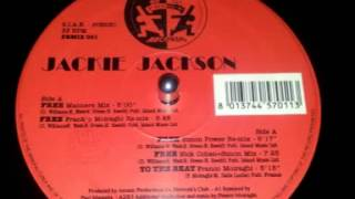 Jackie Jackson -  Free (Frank