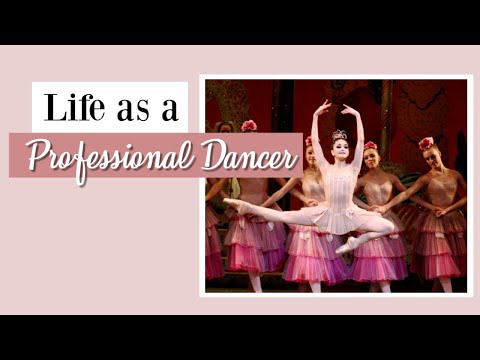 Life as a Professional Dancer | Kathryn Morgan