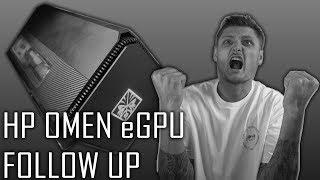 FOLLOW UP - HP OMEN eGPU