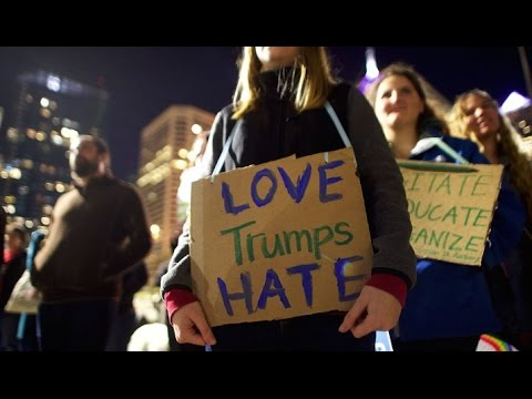After Anti-Trump Protests, What's the Second Act?