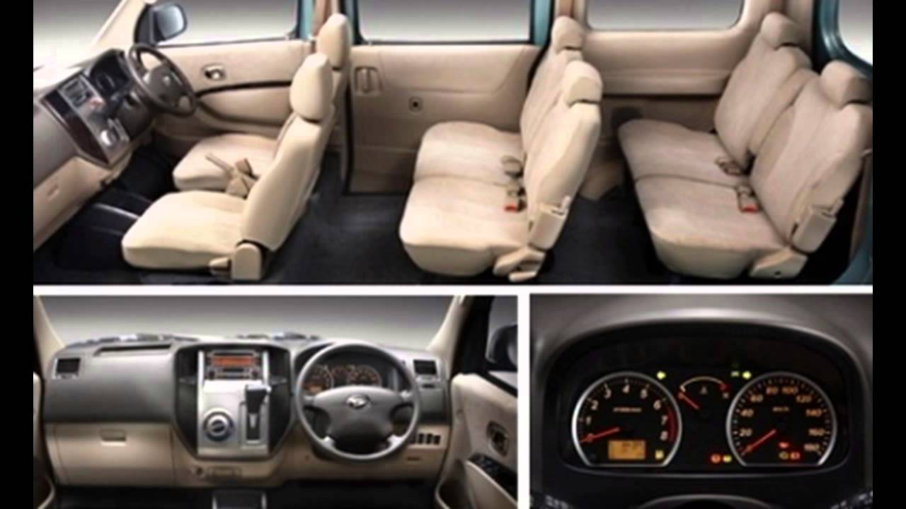 2016 daihatsu terios interior youtube