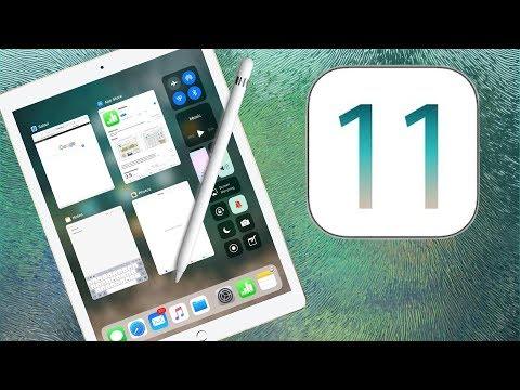 iOS 11 on iPad - What's New?