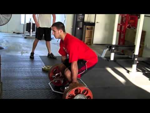 High School Football Leg Workout | Overtime Athletes