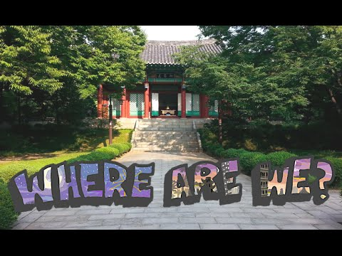 Where Are We? - Seoul, Korea! (Travel Show) E1 Full