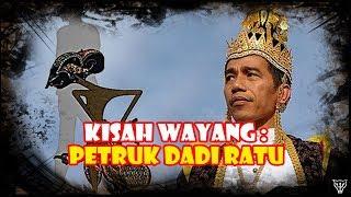 """Kisah Wayang """"Petruk Dadi Ratu"""", Jokowi, Punakawan, dan Anak Kyai Semar"""