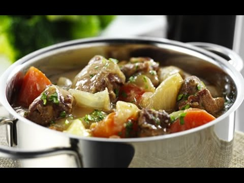 How to Cook Delicious Irish Lamb Stew on Electric Pressure Cooker - Fast and Easy