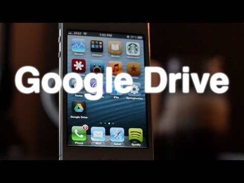 Google Drive Hands-on