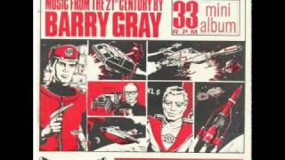 Barry Gray Orchestra - White As Snow - Captain Scarlet