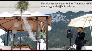 this i promise you the perfect wedding song markus gander hochzeitssnger lieder zum heiraten