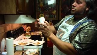 P'maws Bait Shack - Swamp'd! - P'maw Cooking Catfish W / Cajun Shake - I Guarantee