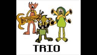 Trio - Fleeguler, Falper, Glitor (Rock Island)