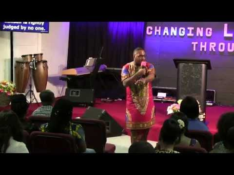 A Time With Apostle Louis Dickens