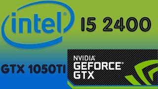 i5 2400+Nvidia GTX1050TI/performance test/prueba de rendimiento - Fortnite