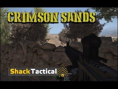 ShackTac - Crimson Sands
