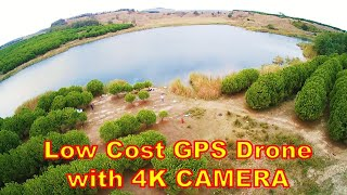 CAMERA PERFORMANCE - Smart Beginner Drone Eachine E520S with 4K Camera & GPS - Dji Mavic Mini Clone