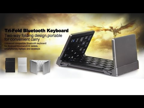 Hastech BOW HB099 Full-sized foldable Keyboard