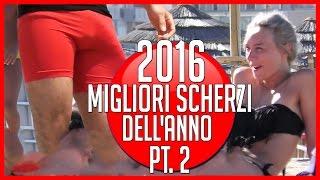 I Migliori Scherzi del 2016 PARTE 2 - [COMPILATION SCHERZI] - IL MEGLIO DI THESHOW 2016 - theShow
