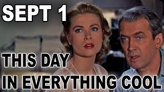 Window of Suspense! - This Day In Everything Cool for Sept 1 - Electric Playground