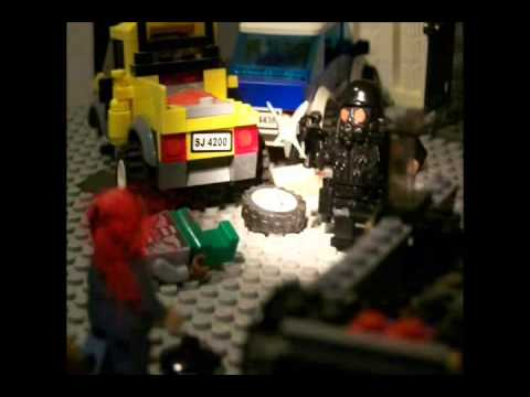 Lego Resident Evil Operation Hunk