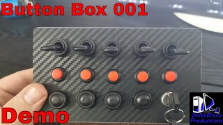 🕹️ Button Box Serial 001- Demo - 🔘