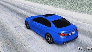 BMW M5 F10 2012 - GTA San Andreas 1440p / 2,7K