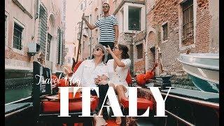 TRAVEL VLOG: an Italian summer. | Verona, Crema & Venice