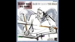 "1. ""Time Check"" Buddy Rich Big Band/Ease On Down The Road"