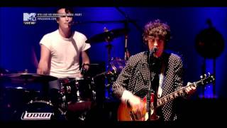 MGMT - MTV Live Vibrations HD - Flash Delirium