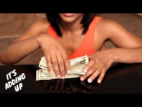 I Saved Every $1 Bill For 1 Month| Saving $1 Dollar Money Challenge