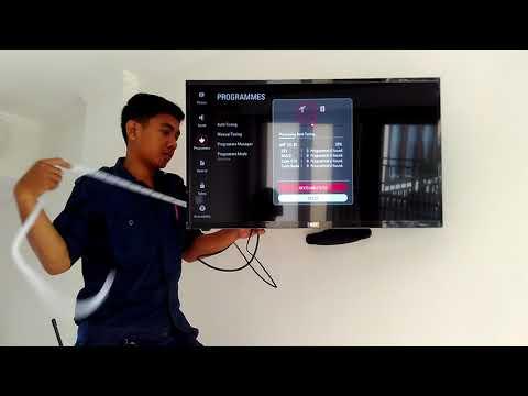 Unboxing TV LED 32LJ500D