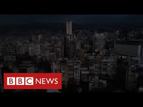 Lebanon plunged into darkness as energy crisis deepens and supplies run short - BBC News