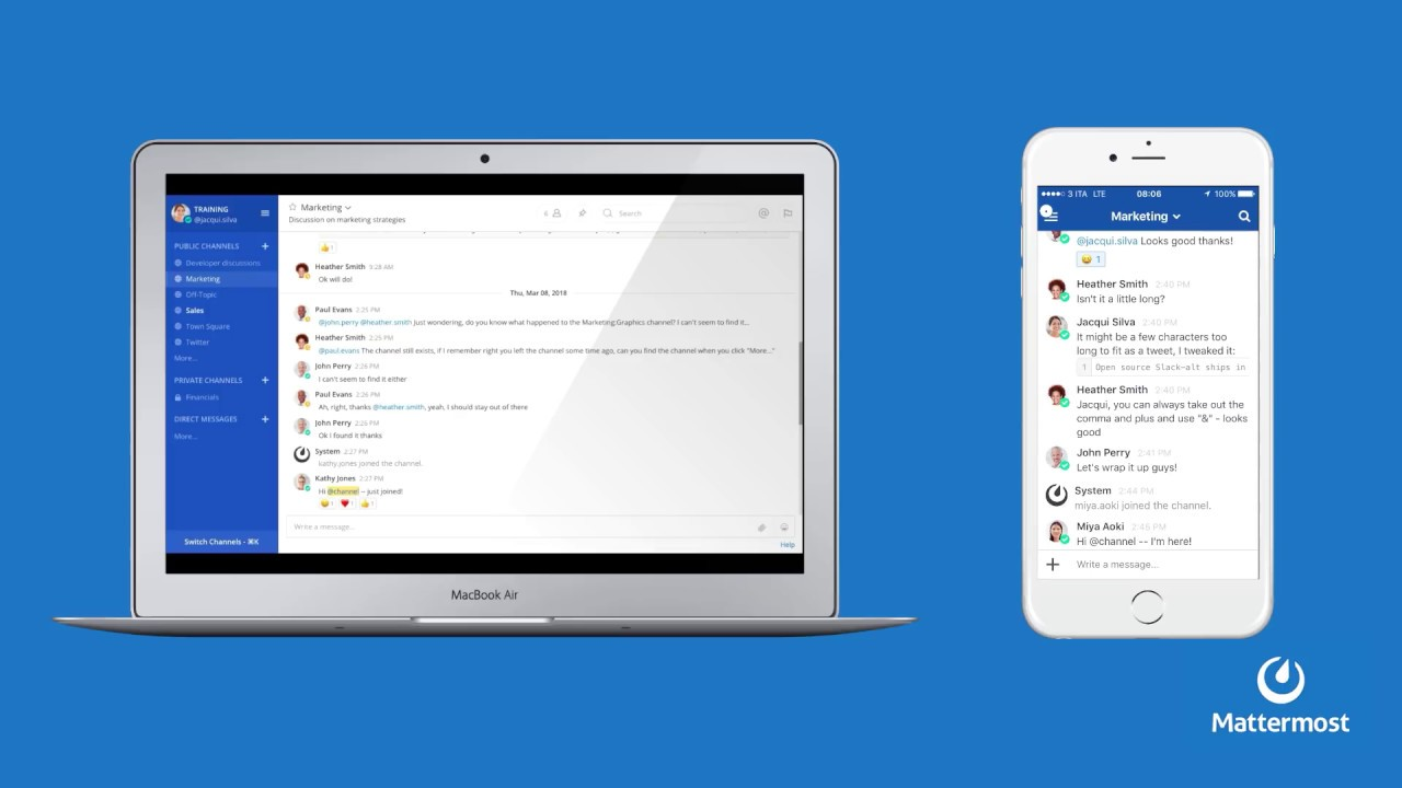 The open-source, private cloud alternatives to Dropbox and Slack