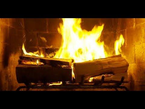 tr s relaxant feu de chemin e feu de foyer pour ambiance relaxation tude sommeil 1 heure. Black Bedroom Furniture Sets. Home Design Ideas