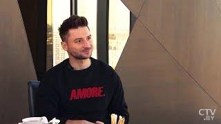 Лазарев о сыне, новом альбоме «THE ONE» и дружбе. Большое интервью (04.04.2018)