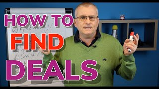 How to find Property Deals | Uk Property Investing with Rick Gannon.