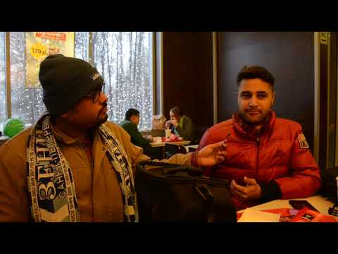 Student From Pakistan Came To Russia On Student Visa, Sharing His Views About Student Life In Russia