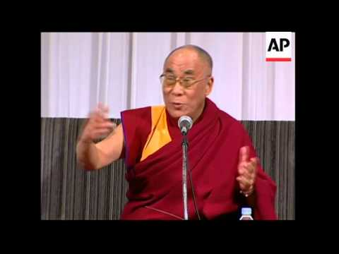 Dalai Lama on 3 people sentenced over arson attacks during Tibet rioting