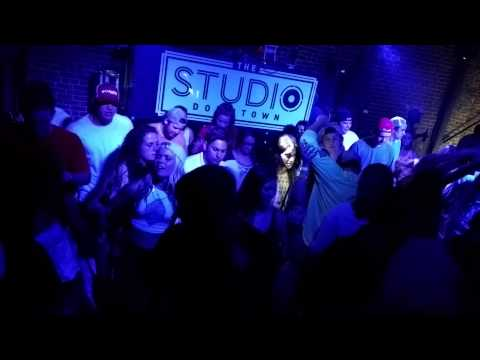 The Studio in Downtown Lafayette Louisiana - 1st Night of Festival Part 3