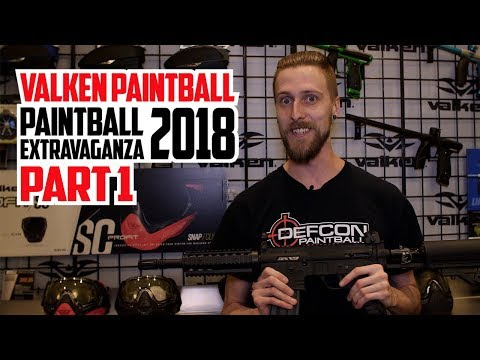 Valken   Paintball Extravaganza 2018 (Part 1)