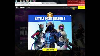 LOST MY FORTNITE SKINZ TRYING 2 LINK EPIC GAME ACCOUNT FIX!!! FEB 2019
