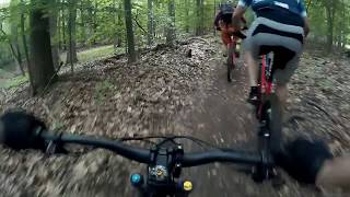 local trail riding with scott vinny and tom