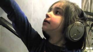 Песня Красной шапочки - поёт Дарина